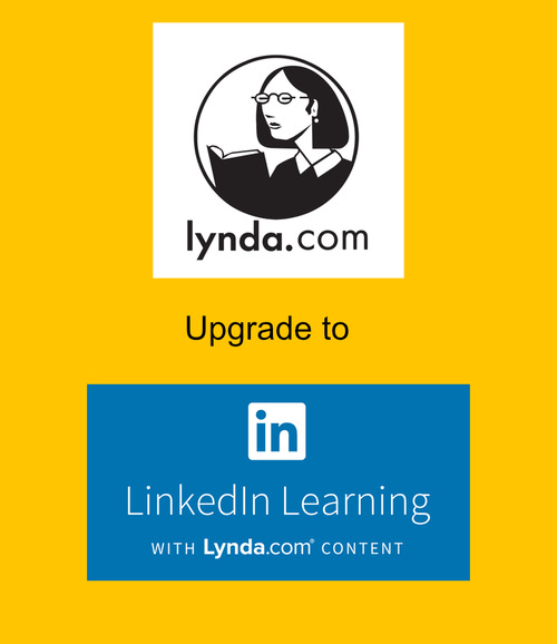 Switching from Lynda.com to LinkedIn Learning